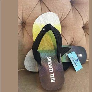 f1ecc96e57e Reel Legends Shoes - REEL LEGENDS Aruba flip flops thongs